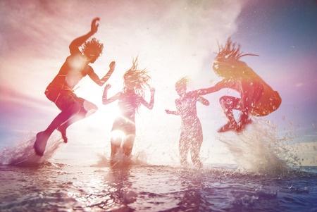 Enjoy Summer with Friends