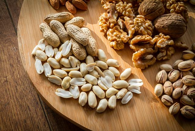 10 Nuts Great for Your Wellbeing